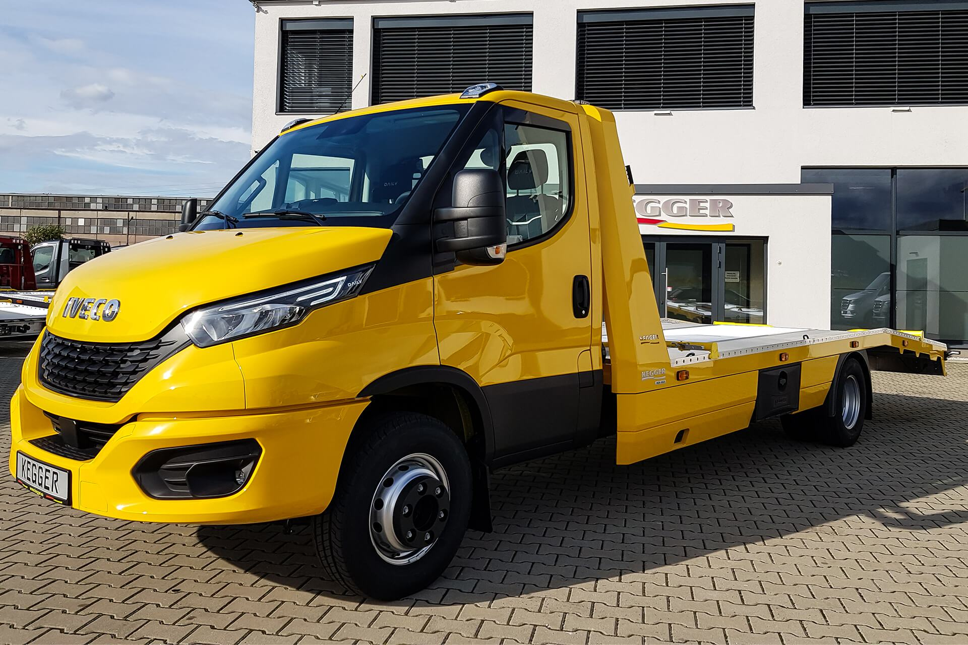 Iveco Daily High Race Basis