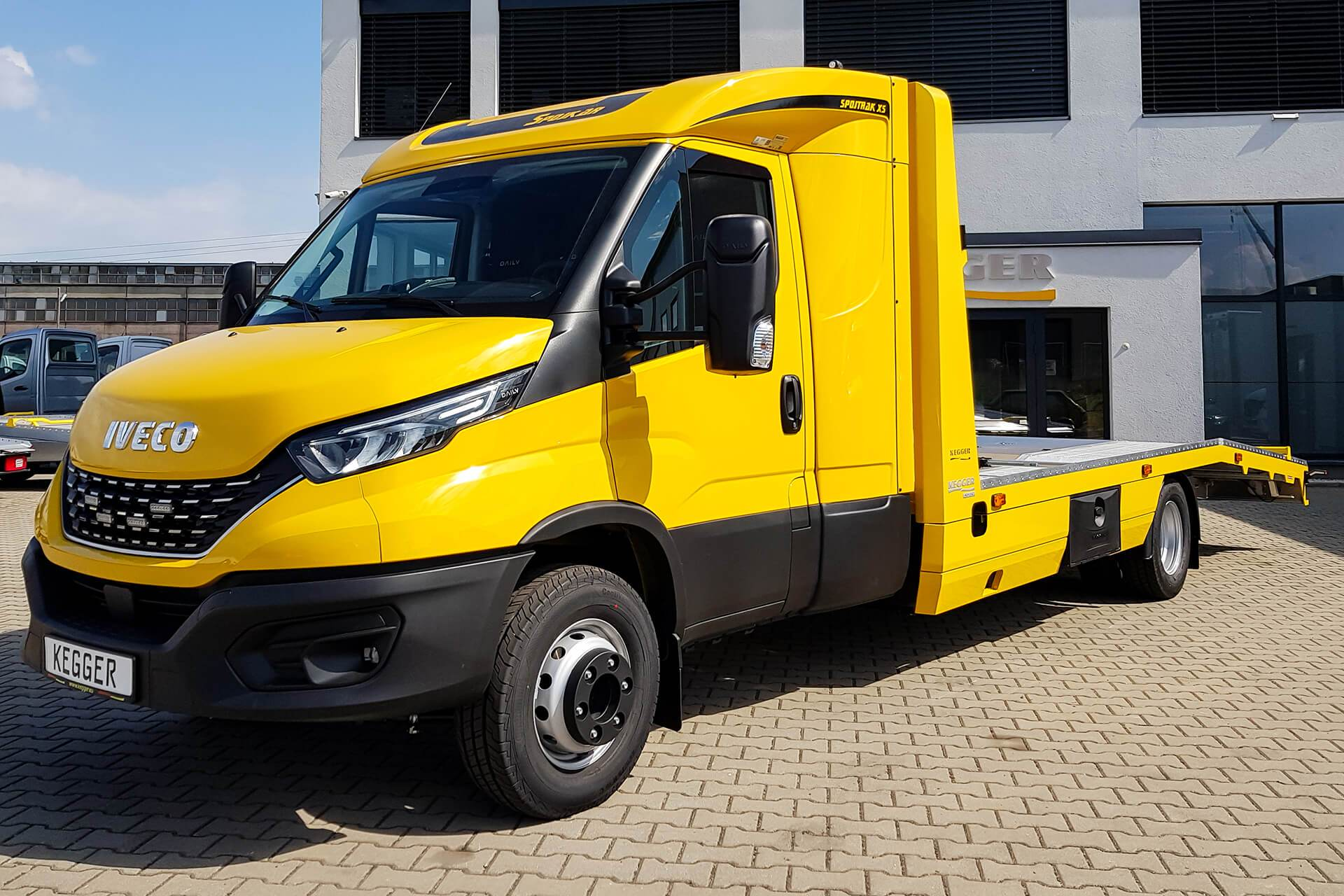 Iveco Daily - High Race Basis