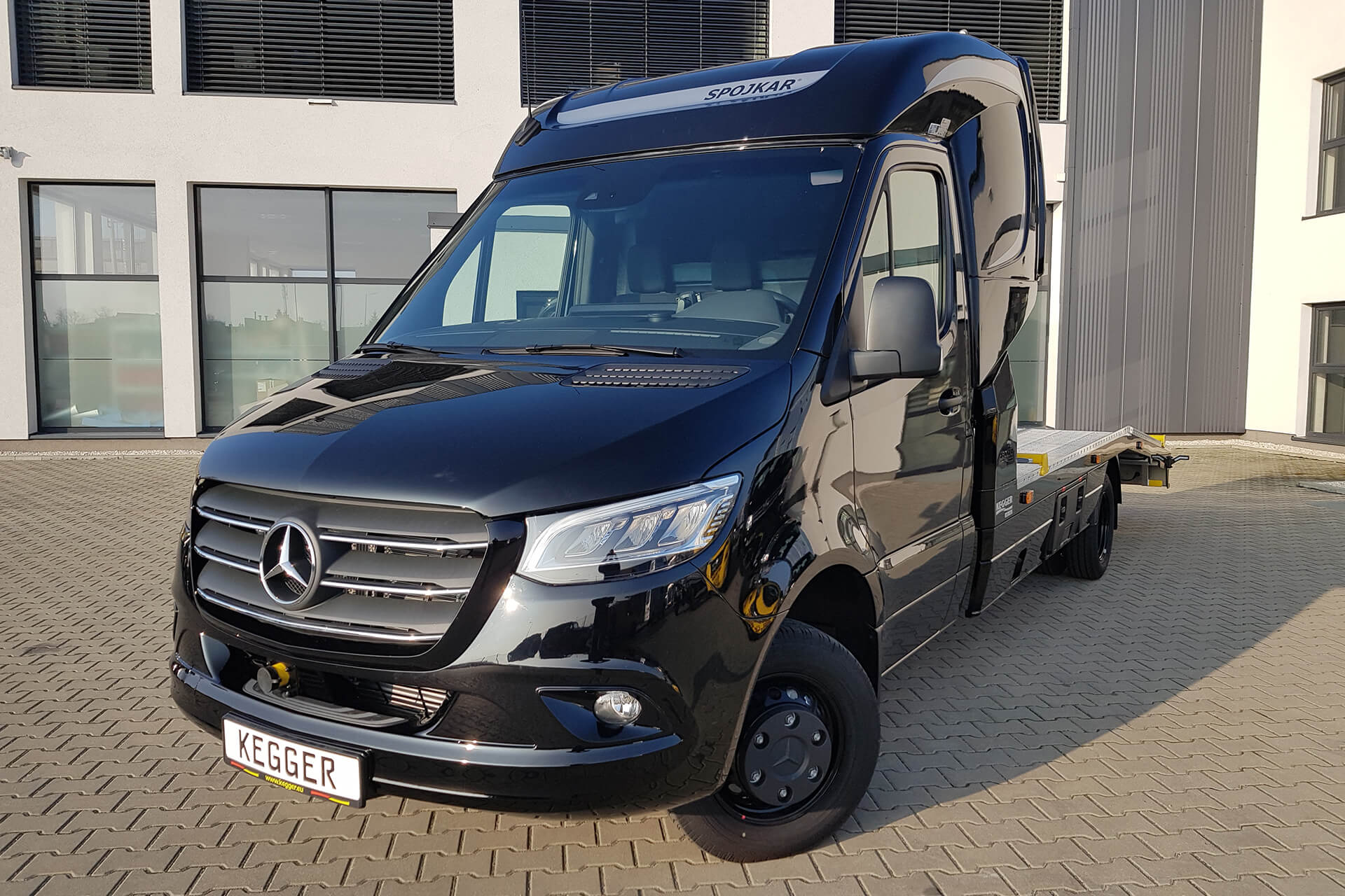 Mercedes Sprinter High Race Basis