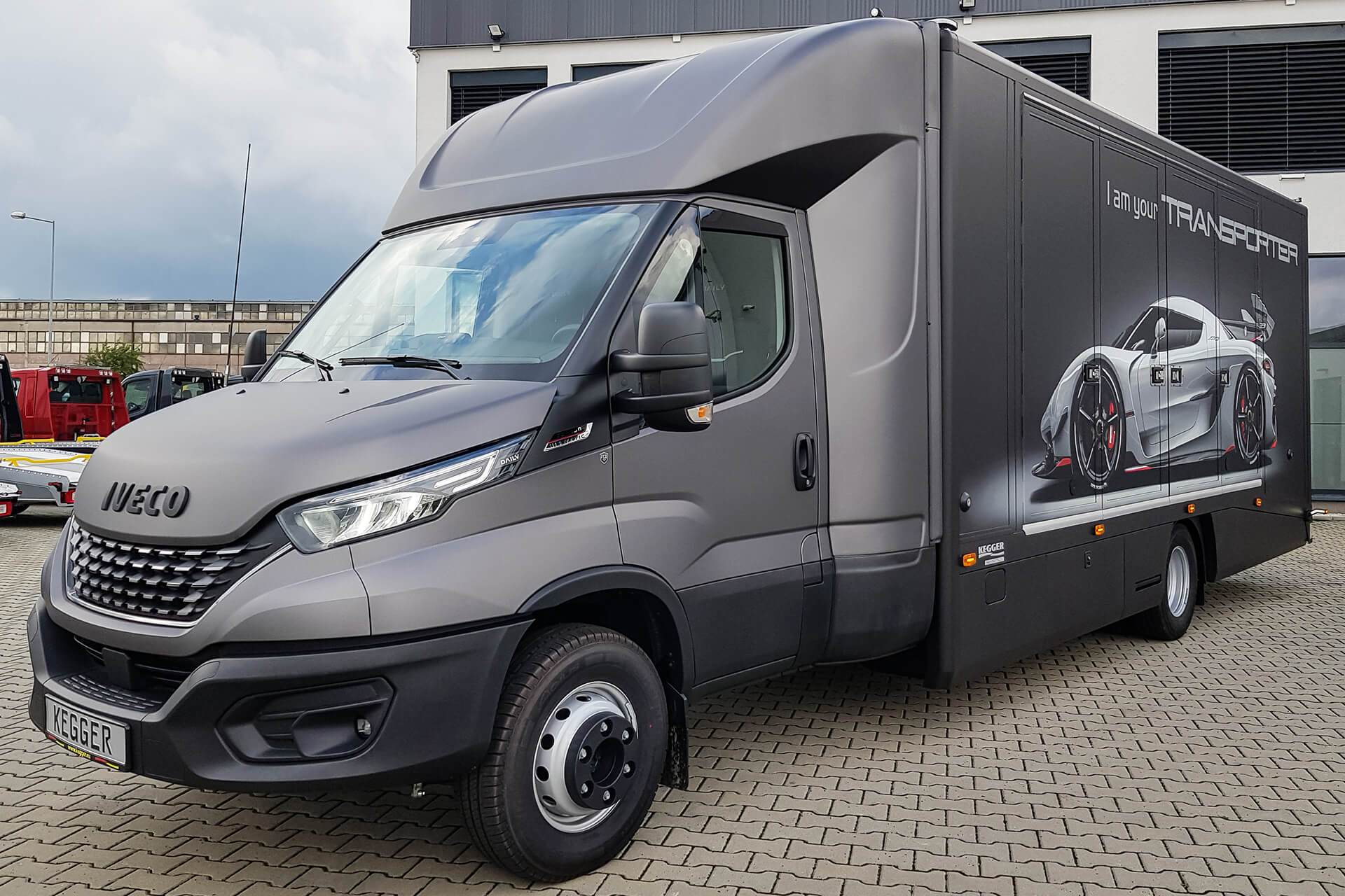 Iveco Daily - Speciale opbouw