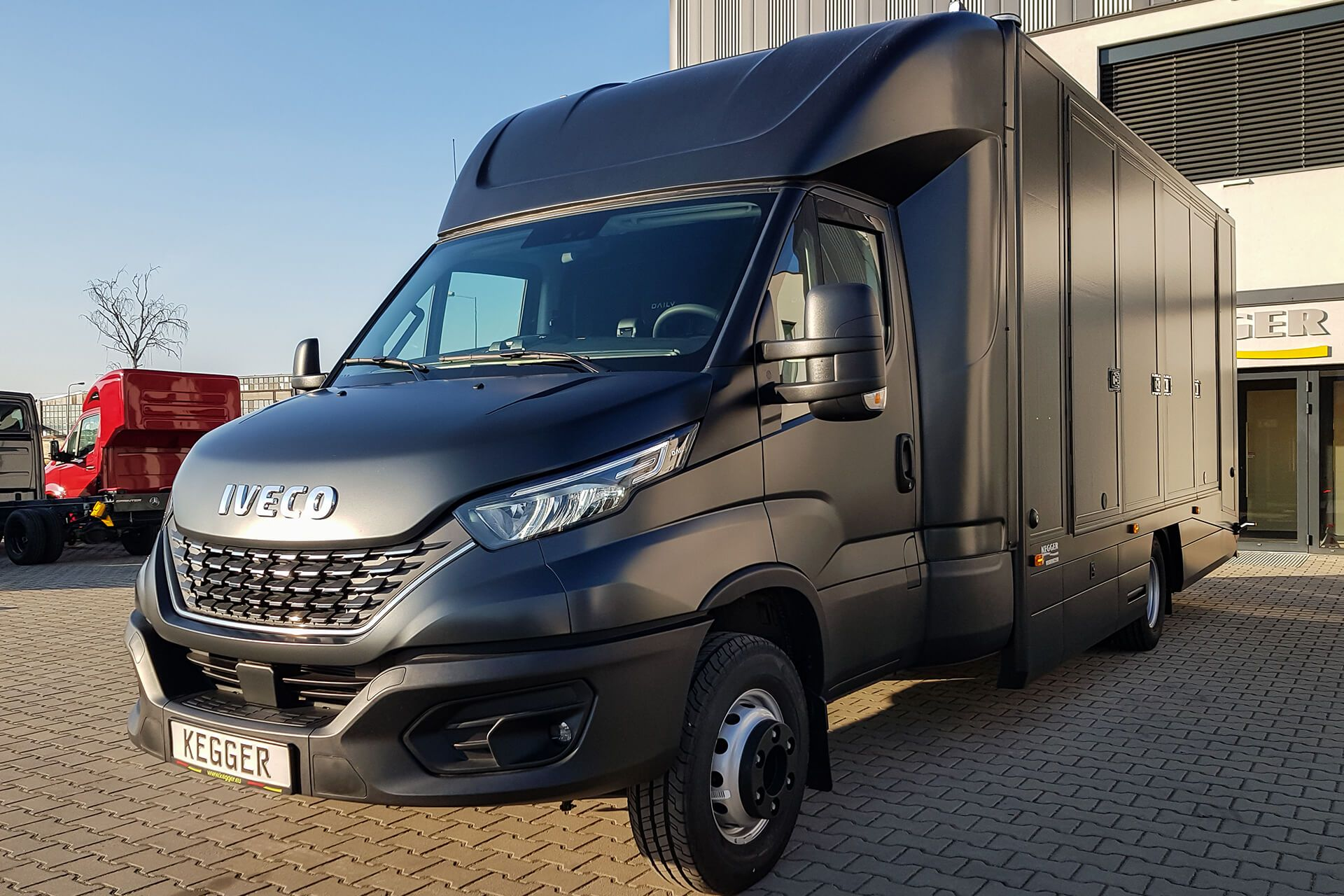 Iveco Daily - High Race Pakiet +