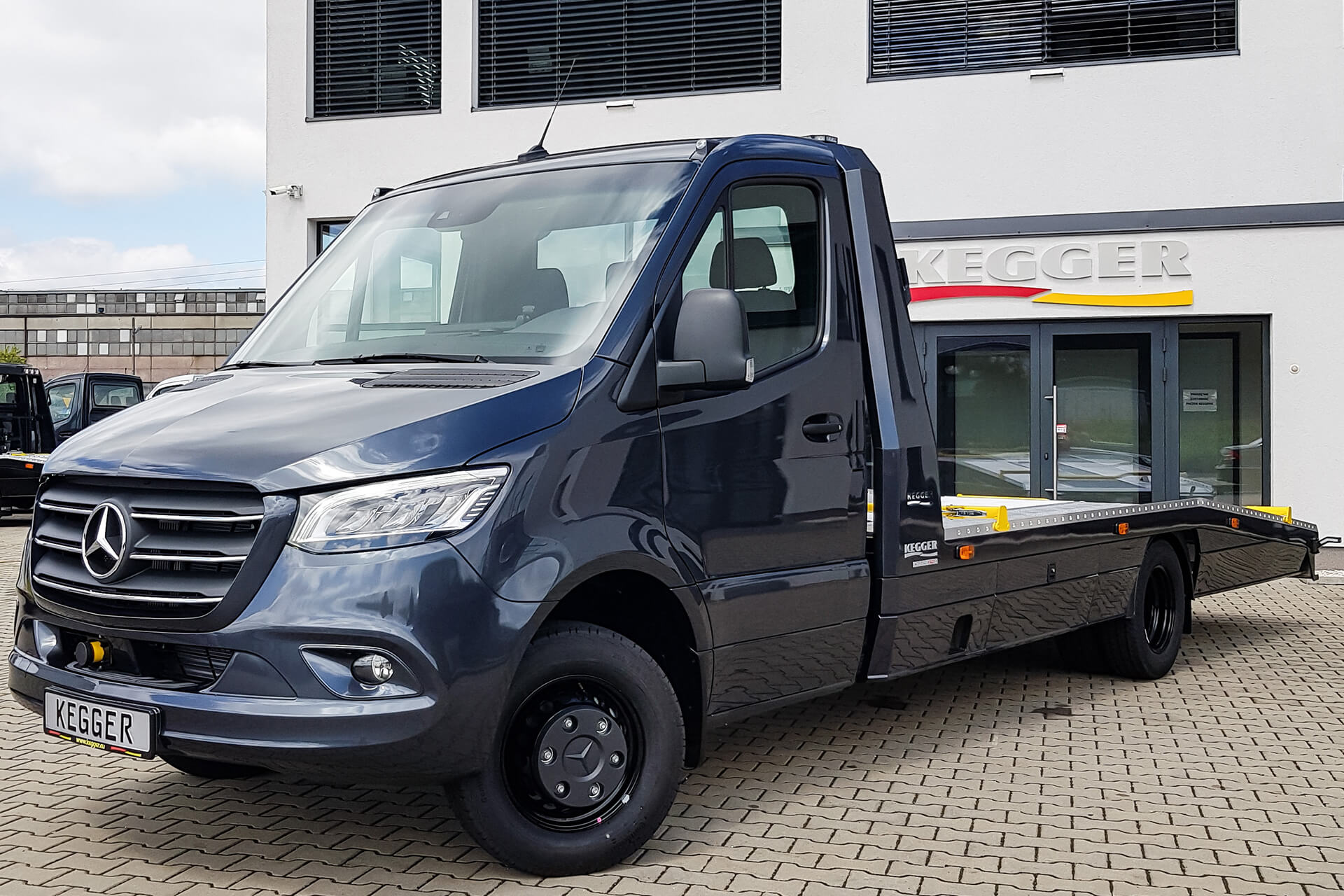 Mercedes Sprinter High Race Pakiet +