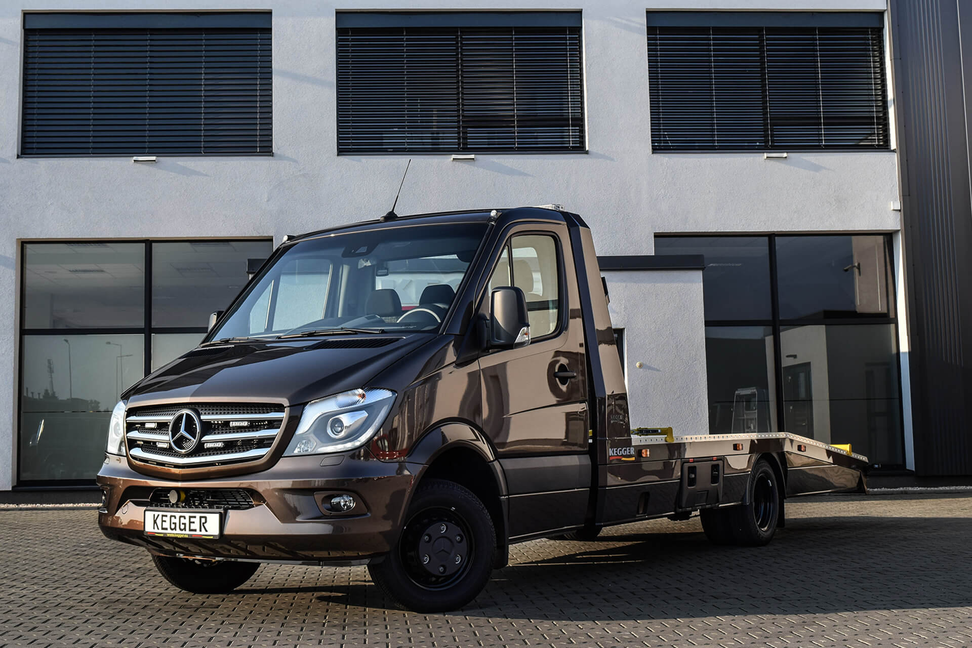 Mercedes Sprinter - High Race Pakiet