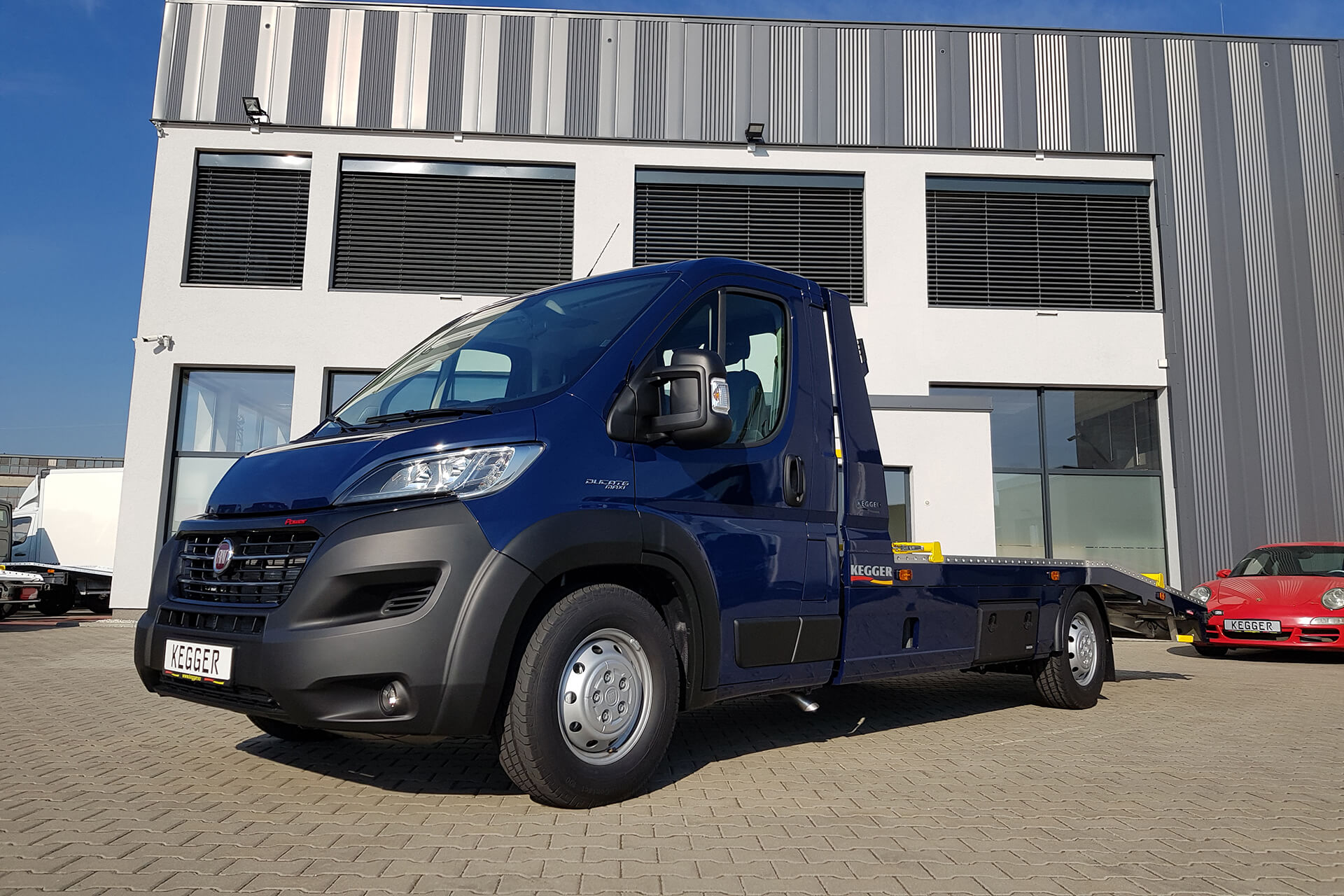 Fiat Ducato - Low Race Basis