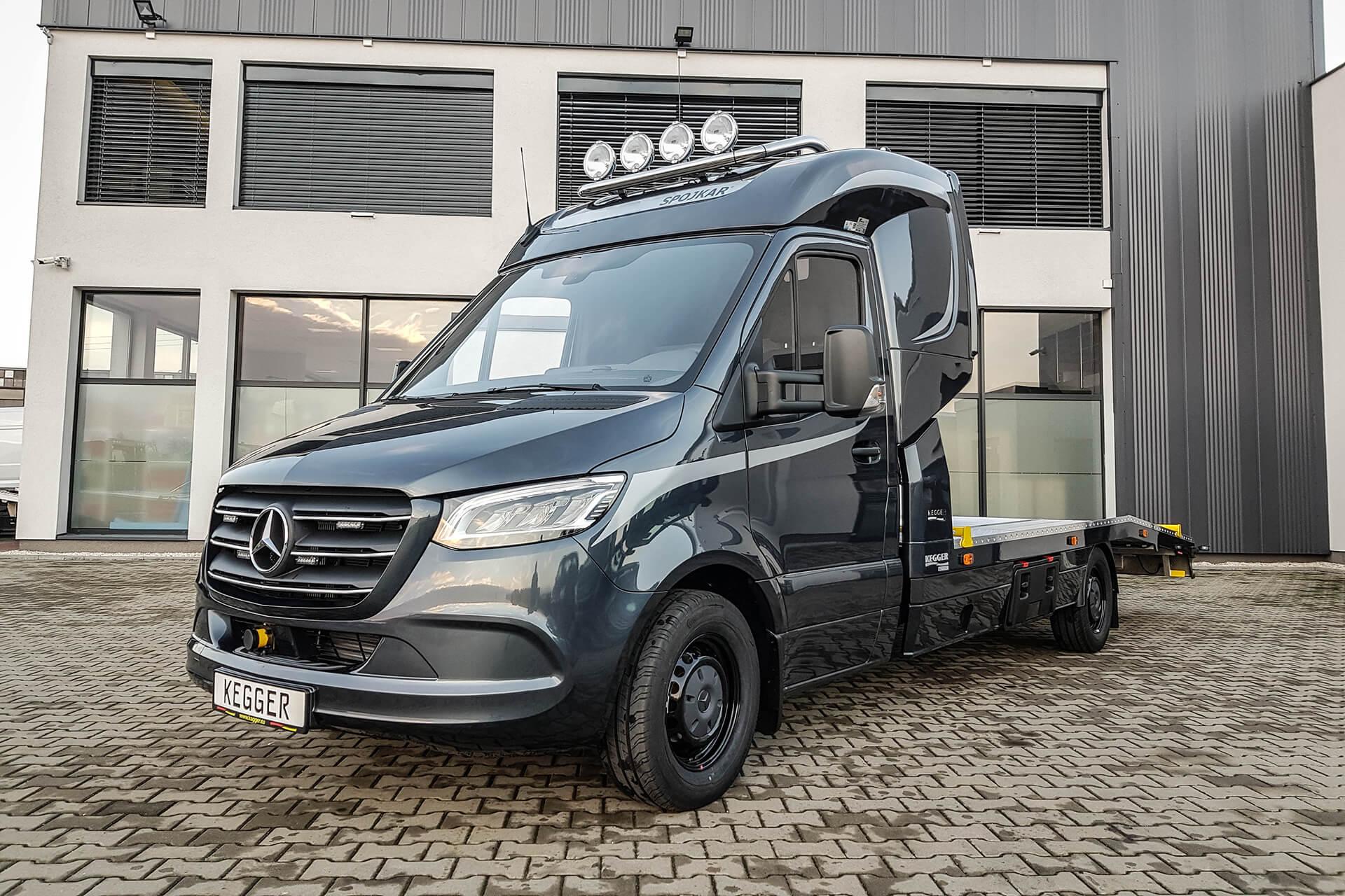 Mercedes - Low Race Basis