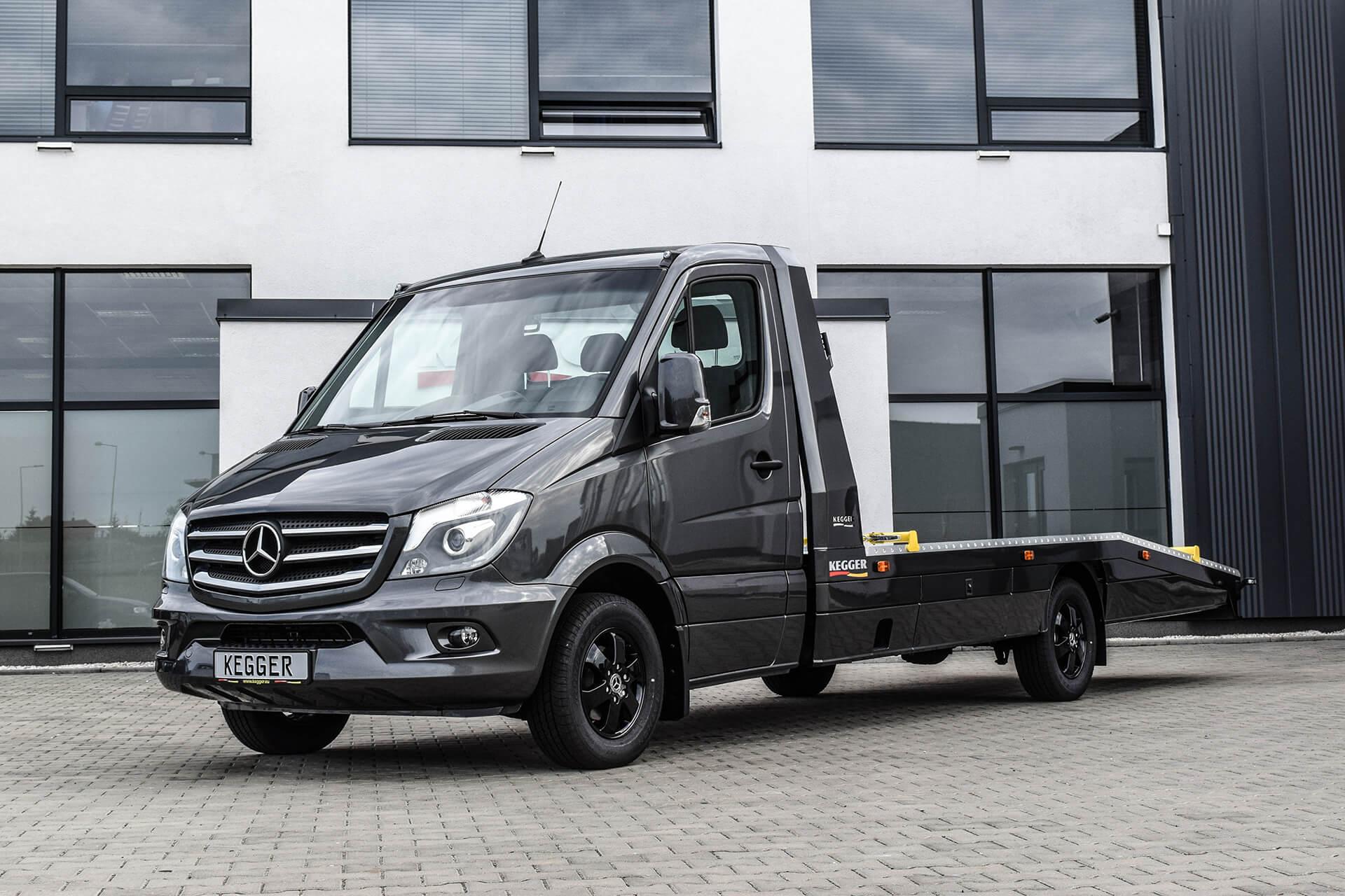 Mercedes Sprinter - Low Race Pakiet +