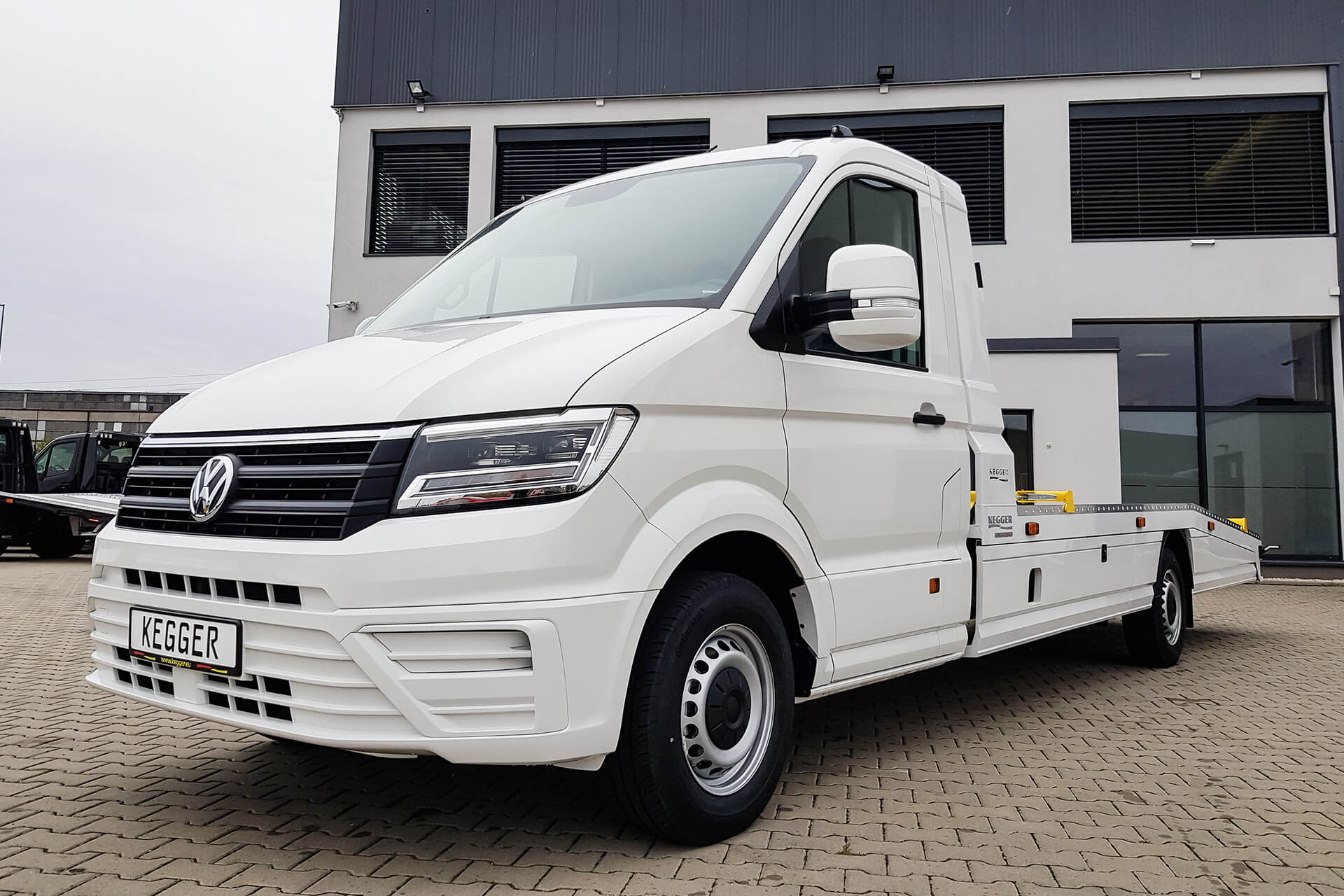 Volkswagen Crafter Low Race Pakiet +