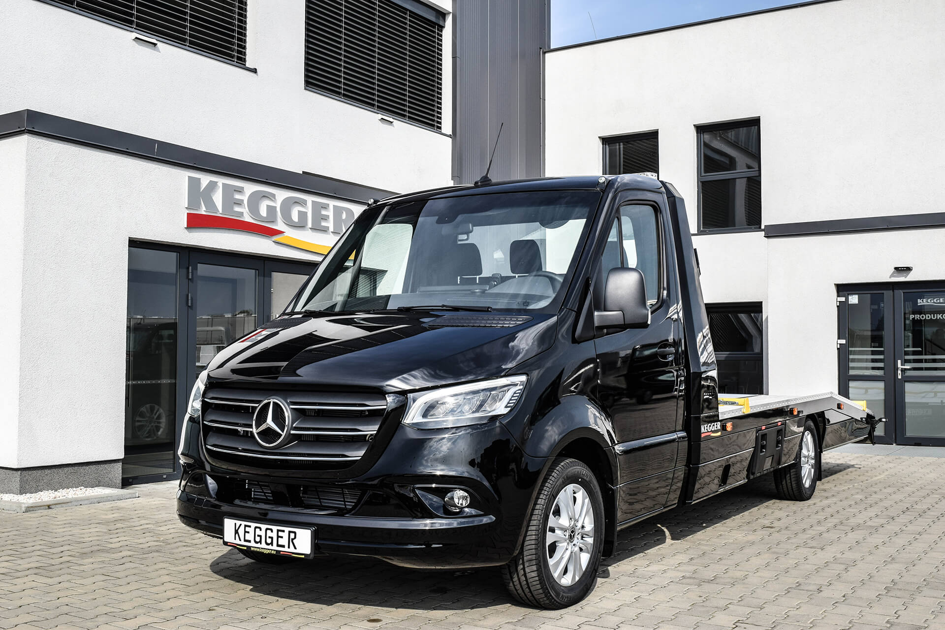 Mercedes Sprinter - Low Race Pakiet