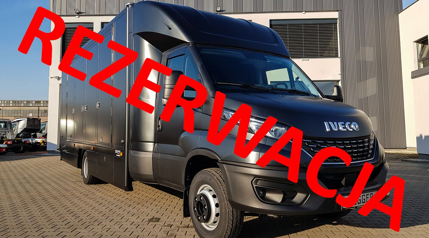 Iveco Daily High Race Pakiet +