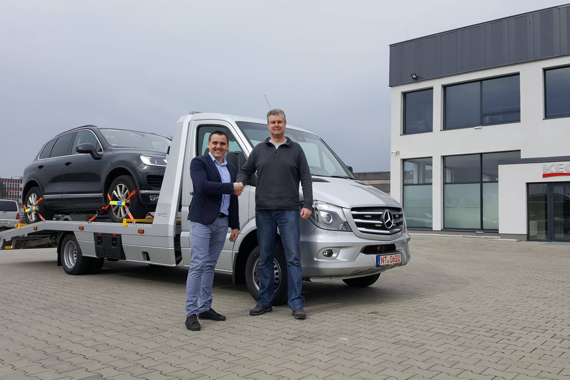 Mercedes Sprinter - High Race Basis