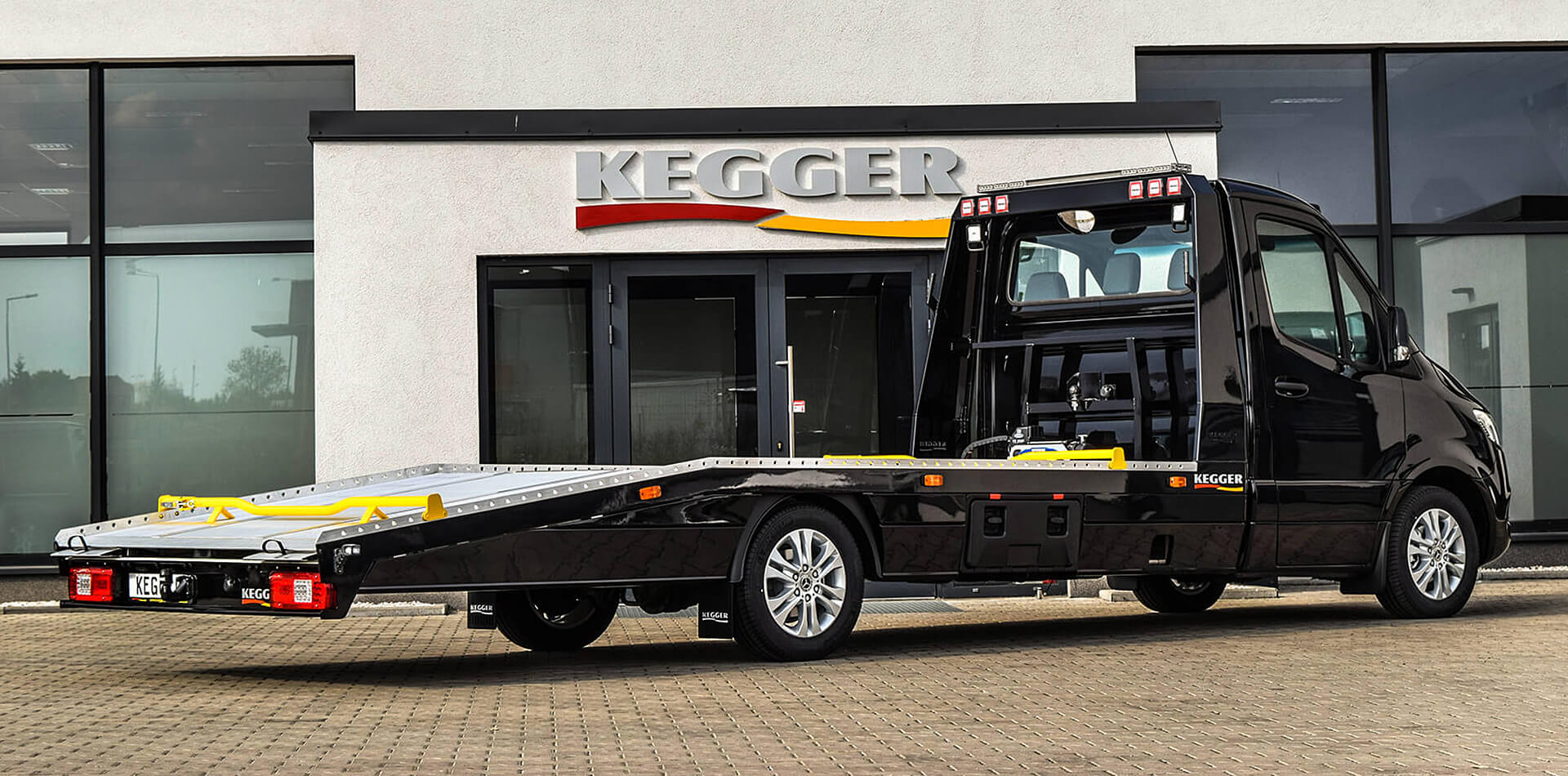 Mercedes Sprinter Low Race Pakiet